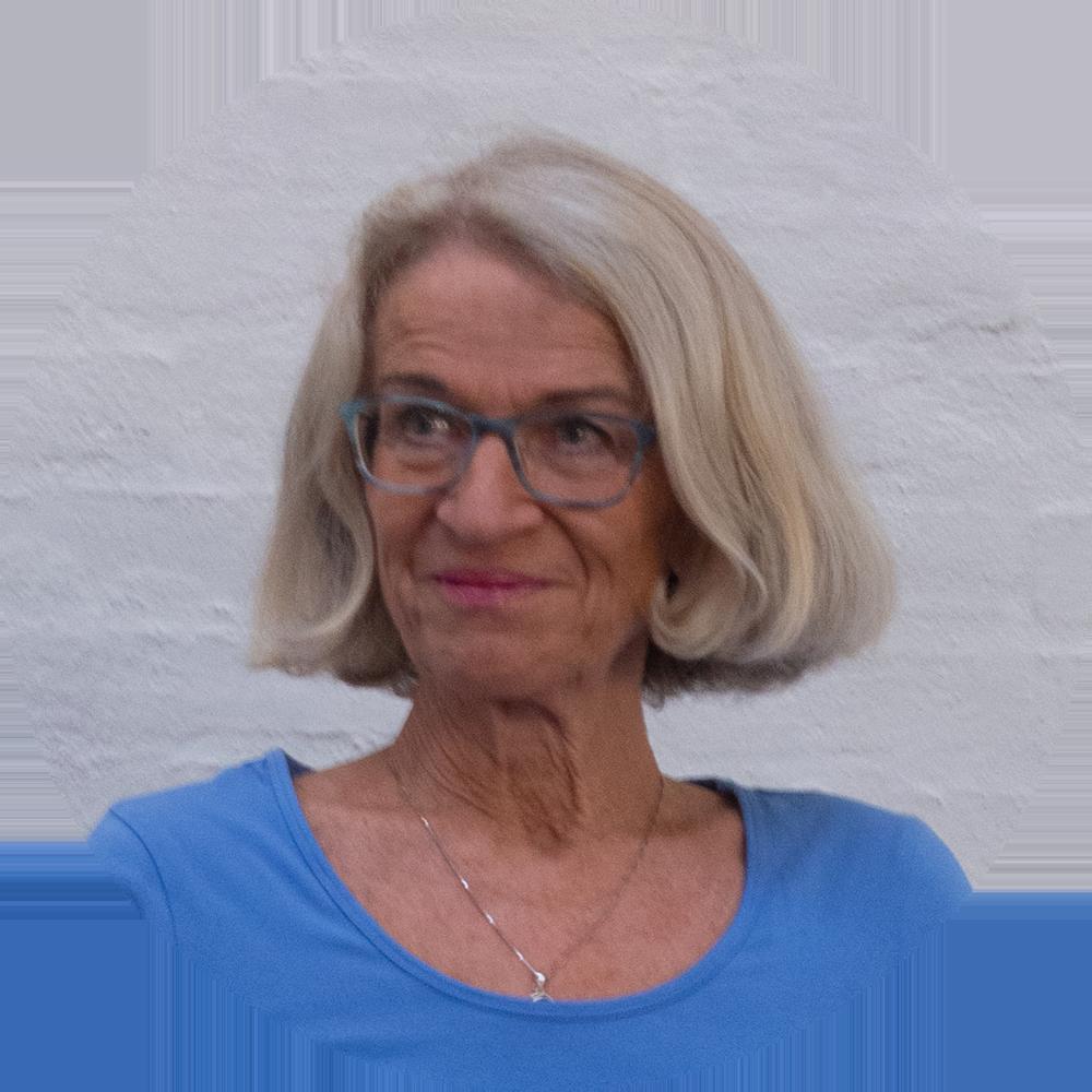 Portræt billede af Inger Elisabeth Nielsen